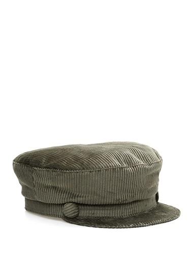 Helena Berman London Şapka Yeşil